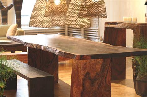 japanese dining table  tucker robbins