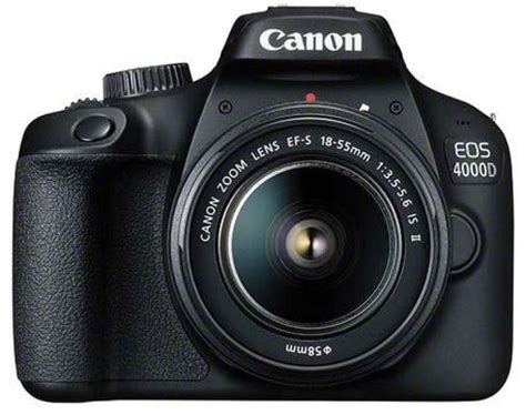 canon eos 4000d review photography