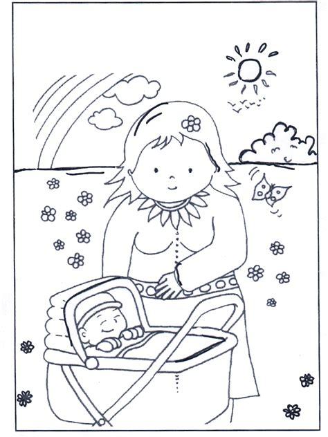 baby  kinderwagen malvorlagen kinder
