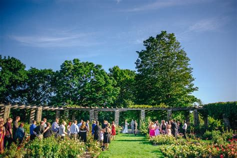 and s boerner botanical gardens wedding by andy