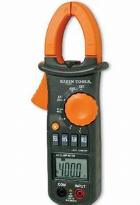Klein Tools Cl200 600a Ac Clamp Meter With Temperature