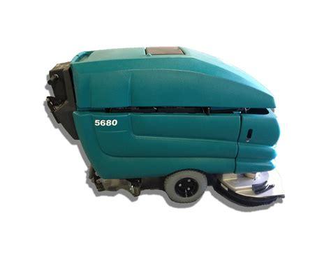 Tennant Floor Scrubber 5680 by Tennant 5680 Walk Floor Scrubber Kwik Fix Depot Ltd