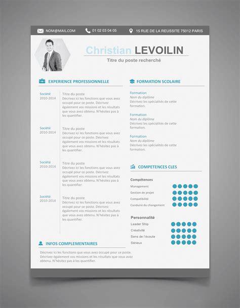 De Cv Format Word by Les Meilleurs Exemples Des Cv Designs Et Modernes Format