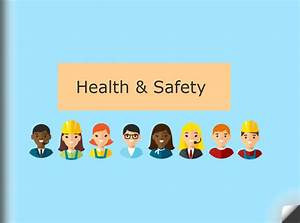 Health  U0026 Safety Training Course - Certificate