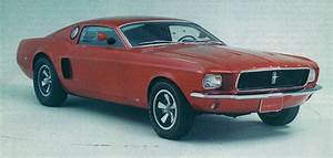 1968 Ford Mustang Mach 1 (Concept Car) - a photo on Flickriver