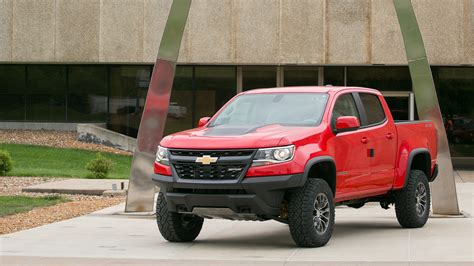 Check spelling or type a new query. First Chevrolet Colorado ZR2 Pickups Leave Factory Headed ...
