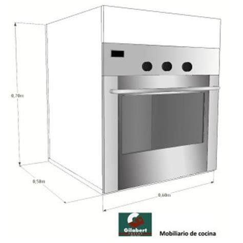 armario bajo  horno mobilario de cocina