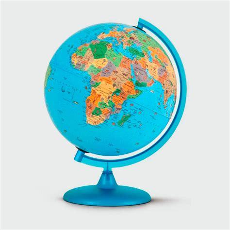 Globuss Pasaules dzīvnieki 30cm