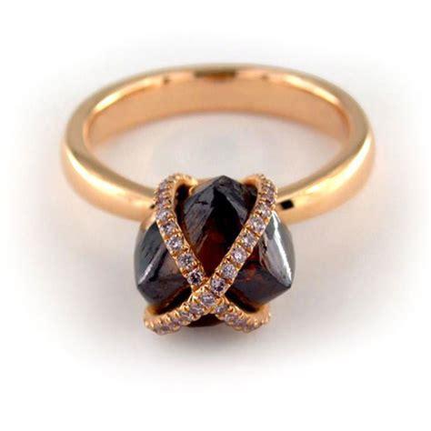 20 mind blowing creative engagement rings 4 weddingelation