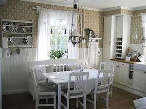 Cottage Country Kitchen Decorating Ideas, country cottage