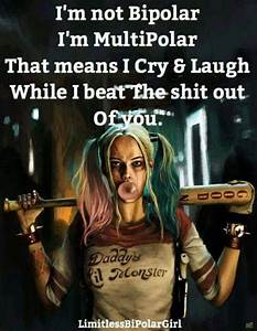 The 25+ best Ha... Harley And Joker Quotes
