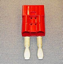 Anderson Sbx Battery Connector Red Ebay
