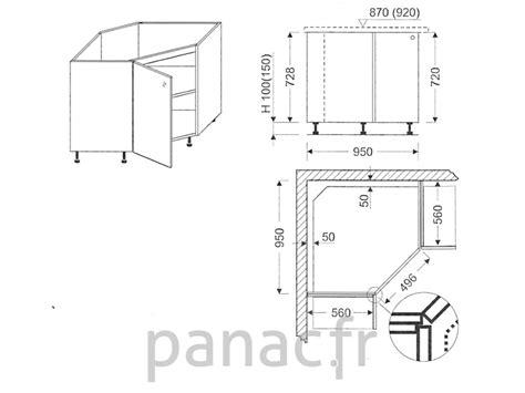 dimension meuble d angle cuisine dimension meuble angle cuisine cuisinez pour maigrir