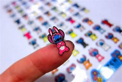 Stickers Stitch Disney Disguise Favorite Animals Collector