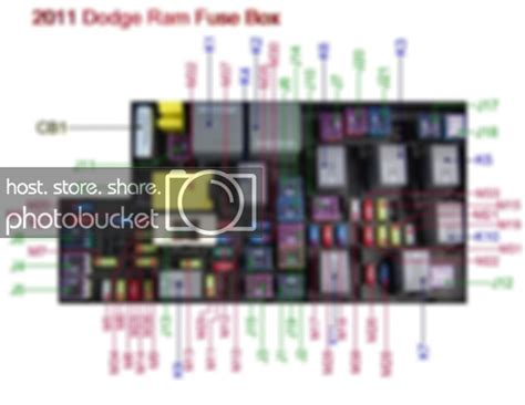 2012 Dodge Ram 1500 Fuse Box Diagram by Dodge Ram 2500 Fuse Diagram Wiring Library