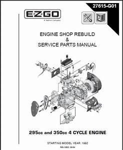 Ezgo 27615g01 1996