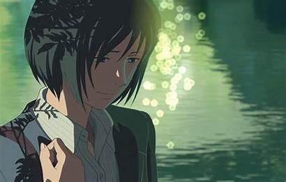 Kotonoha Niwa Lo Anime Fi Words Garden