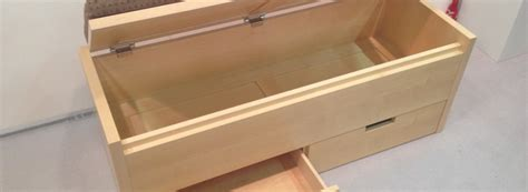 how to build a storage bench diy tips