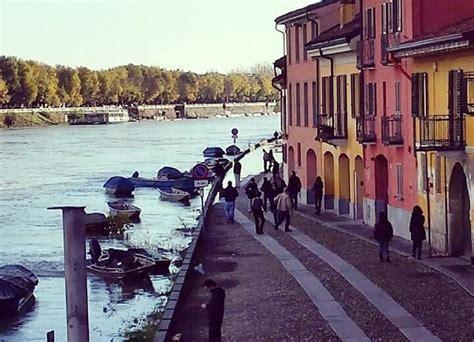 Pavia Borgo Ticino by Partono I Lavori Per Via Milazzo Di Borgo Ticino