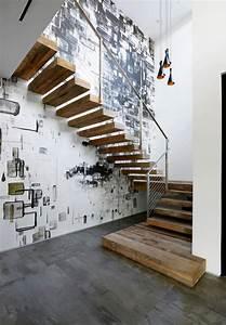 Treppenhaus renovieren - 63 Ideen zum neuen Streichen