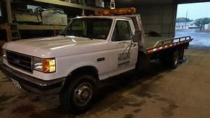 1990 F450 7 3 Diesel Rollback For Sale