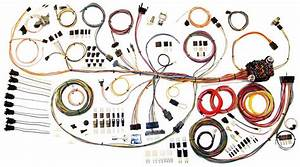 American Autowire 510055 Car Wiring Harness  Classic