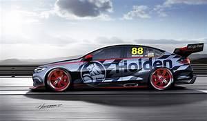 2018 Holden Commodore racer revealed for Australian Supercars Championship - Photos