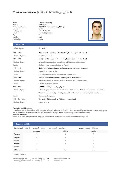 Resume Guide by Sle Resume Tourist Guide Tour Guide Resume