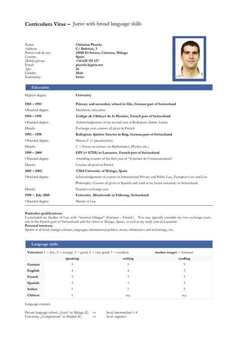 Guide Cv tour guides resume sle http www resumecareer info
