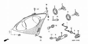 2005 Honda Trx450r Headlight Wiring Diagram : honda online store 2005 civic headlight 39 04 39 05 parts ~ A.2002-acura-tl-radio.info Haus und Dekorationen