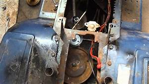 Drive Belt Change On Mtd Lawn Mower