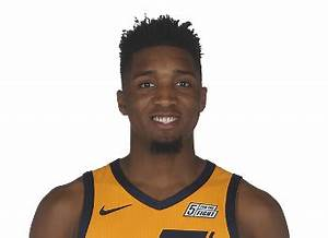 Donovan Mitchell Stats, News, Videos, Highlights, Pictures ...