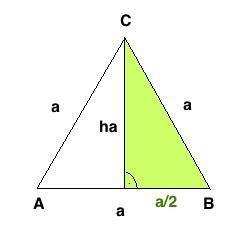gleichseitiges dreieck formelsammlung wwwmein lernenat