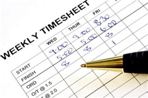automated timesheet processing