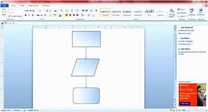 9 Flow Chart Template Word 2010 Rpgfe