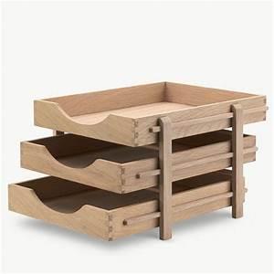 skagerak dania oak letter tray hus hem With oak letter tray
