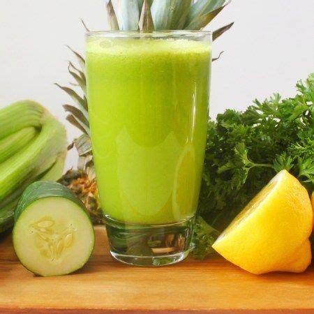 juice pineapple recipe celery
