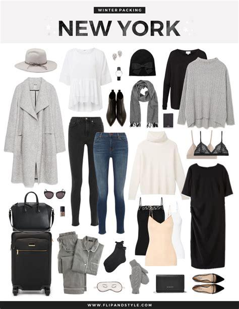 Kleiderschrank Neu Gestalten by Packing For Winter In New York What To Wear Fashion