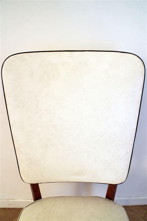 chaise vintage pas cher chaise vintage scandinave blanche et bois pas cher luckyfind