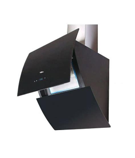 Hindware 60cm 1100 STELLA 60 Hood Chimney Black Price in