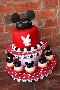 Mickey Mouse Cake – Decoration Ideas | Little Birthday Cakes  Cake