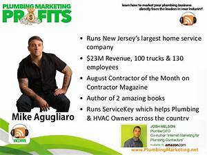 Marketing interview with Mike Agugliaro - Gold Medal ...