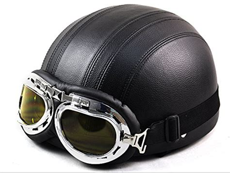Top 25 For Best Leather Helmet 2019