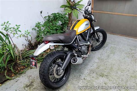 Ducati Scrambler Classic by Ducati Scrambler Classic 800 Bike Reviews