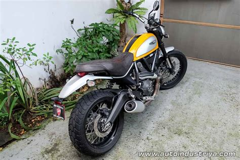 Review Ducati Scrambler Classic by Ducati Scrambler Classic 800 Bike Reviews