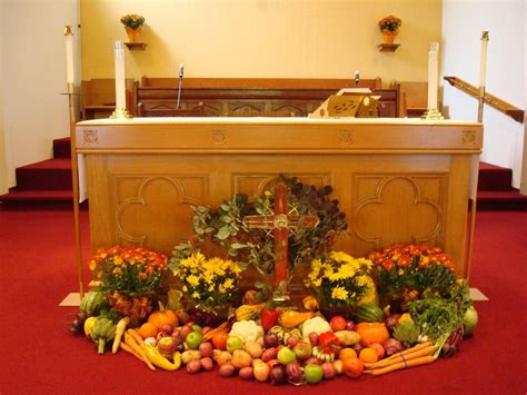 decorate for thanksgiving thanksgiving sunday decorations st thomas anglican church