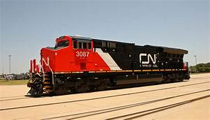 Cn Orders 60 Locomotives From Ge