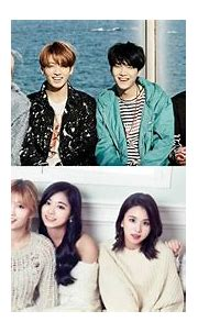 BTS And TWICE Voted The Current Top Male And Female Idol ...