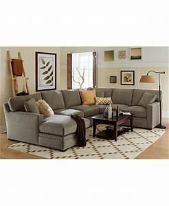 Driscoll fabric sectional sofa living room furniture for Driscoll fabric sectional sofa living room furniture collection