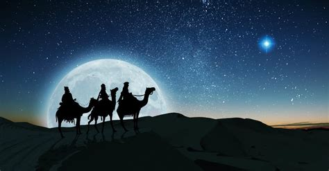 How Did the Wise Men Know to Follow the Star? - Dr. Roger ...